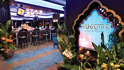 Maharinis Lounge and Night Club